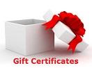 Gift Certificates DBEC LLC