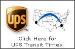 UPS Transit Times